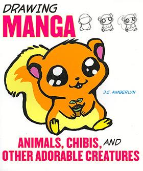 draw animals chibi
