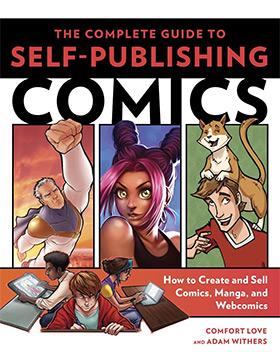complete guide self publishing comics