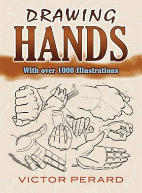 drawing hands book