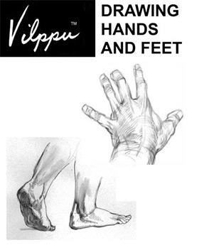 drawing vilppu hands