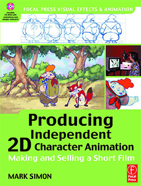 producing independent 2d animation