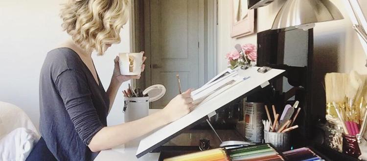 best desk for artists