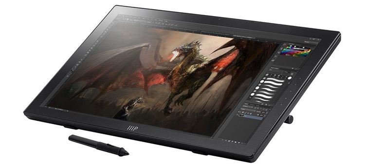 monoprice 22inch tablet