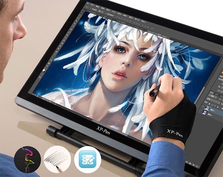 xppen artist22 tablet