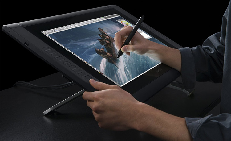 cintiq 22hd tablet