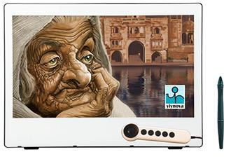 yiynova mvp22u display tablet