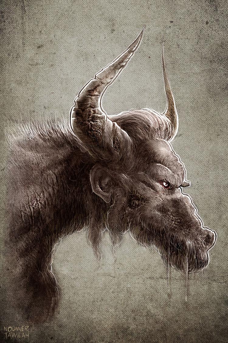 minotaur creature