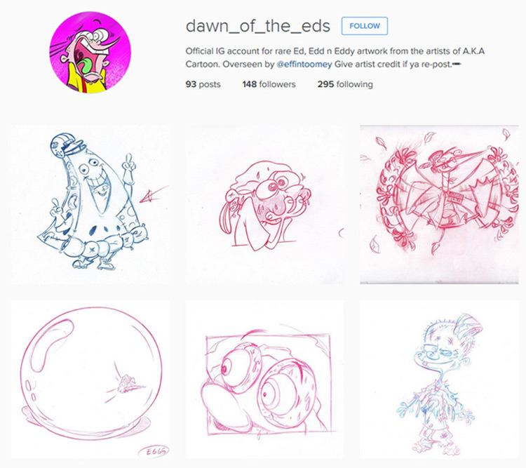 dawn of the eds toomey instagram