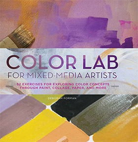 color lab mixed media artists