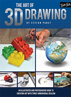 art of 3d drawing