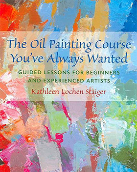 oil painting course book