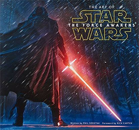 force awakens star wars artbook