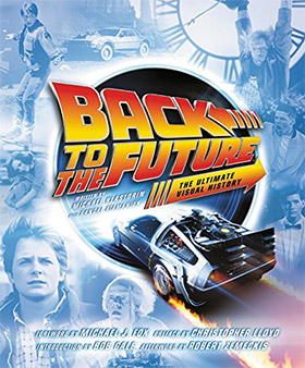 back to the future artbook