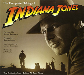 complete making indiana jones