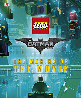 lego batman movie artbook