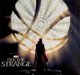 marvel doctor strange artbook
