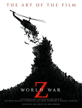 world war z artbook