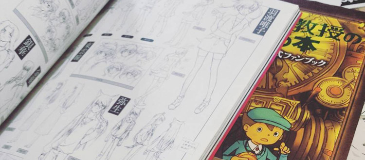 anime concept art books