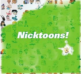 nickelodeon nicktoons artbook