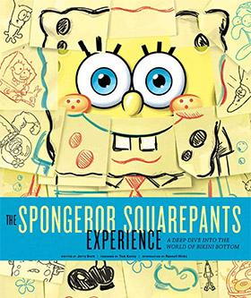 spongebob artbook