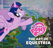 art of equestria artbook
