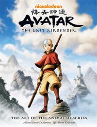 avatar last airbender artbook