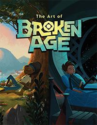 broken age game artbook