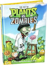 plants vs zombies artbook