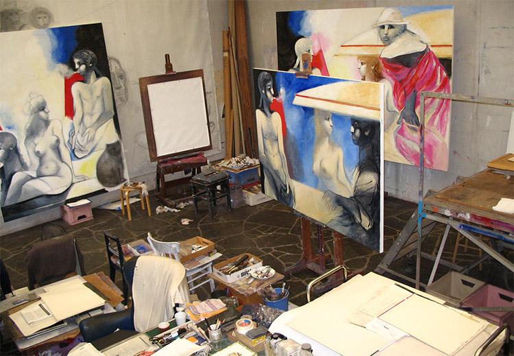 atelier art interior
