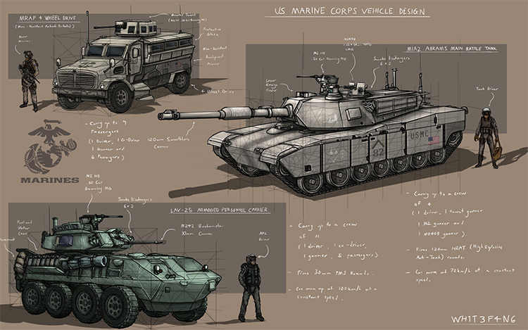 bryan koh artwork example vehicles