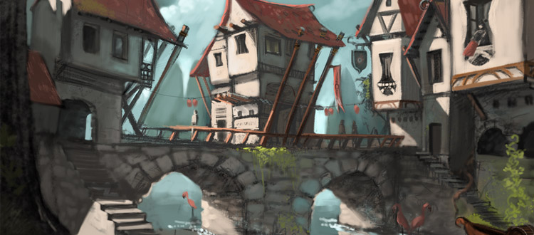 Character Design Job London : Characters props or environments picking a concept art