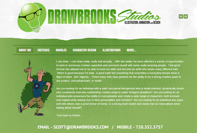 draw brooks scott website