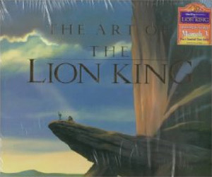 art of lion king