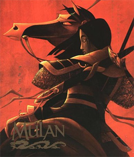 art of mulan