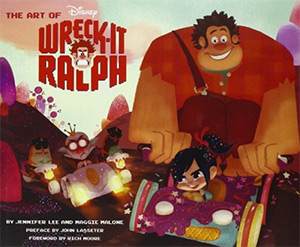 art of wreckit ralph