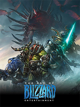 art of blizzard cover