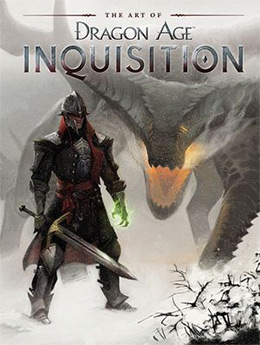 dragon age inquisition artbook
