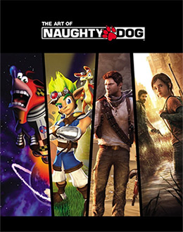 naughty dog artbook