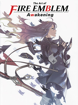 fire emblem artbook cover