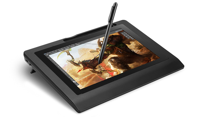 parblo coast10 graphics tablet
