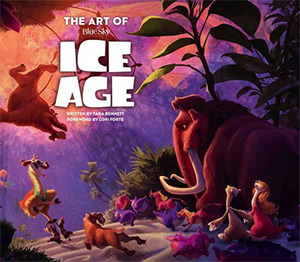 art of ice age artbook