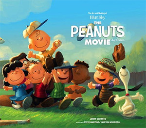 artof peanuts movie 2015 artbook