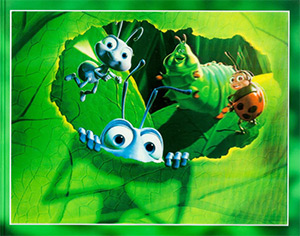 art of bugs life