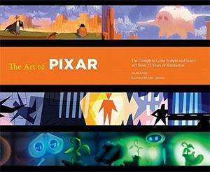 art of pixar 25th