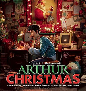 art of arthur christmas