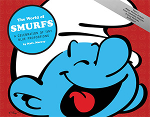 art of smurfs book