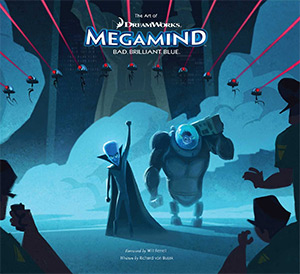 art of megamind