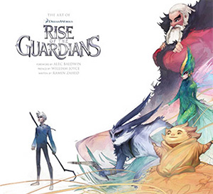 art of rise of guardians