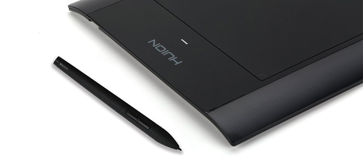 huion k58 tablet