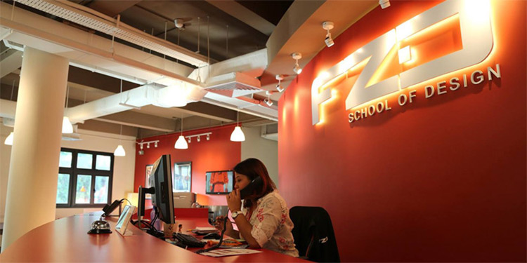 fzd interior counter receptionist